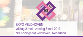 EXPO VELDHOVEN 3 - 5 Mei 2013